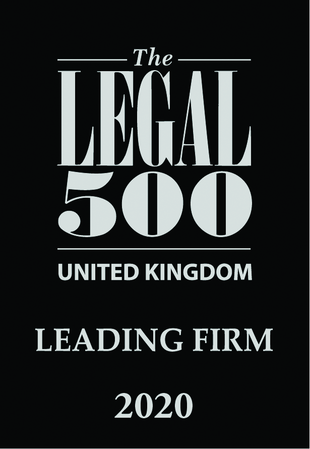 The Legal 500 United Kingdom: Leading Firm